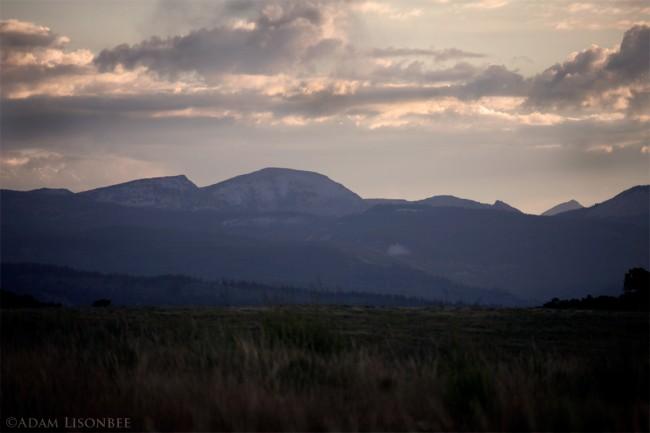 Uinta Range
