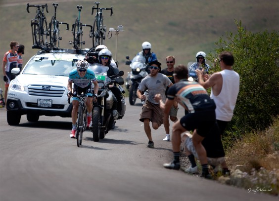 Levi Leipheimer Wins Stage 6 Tour of Utah