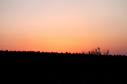 AZ Strip sunset