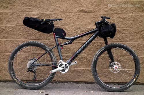 Cannondale Scalpel Bikepacking