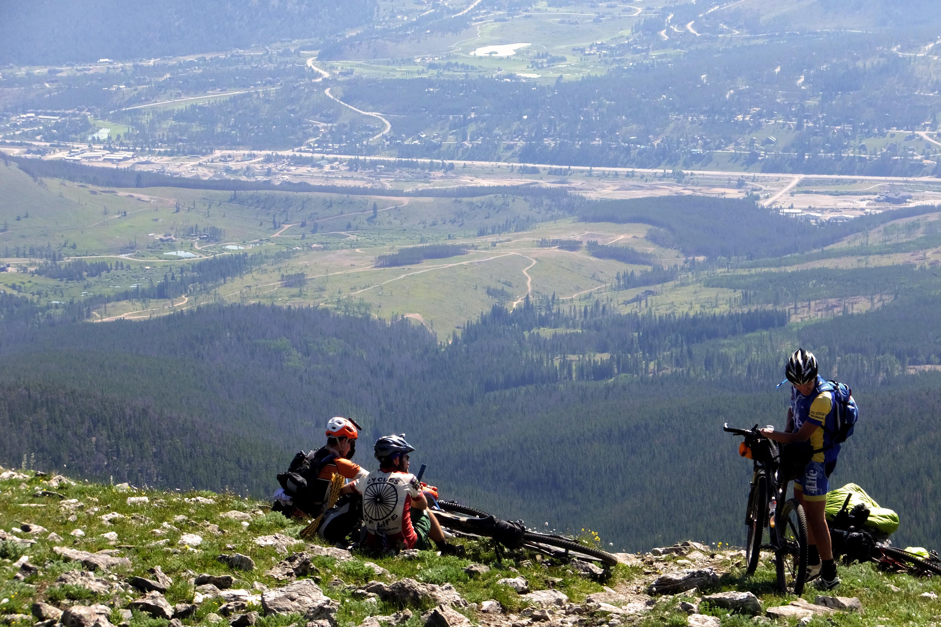 Colorado Trail Race – Excerpt 2