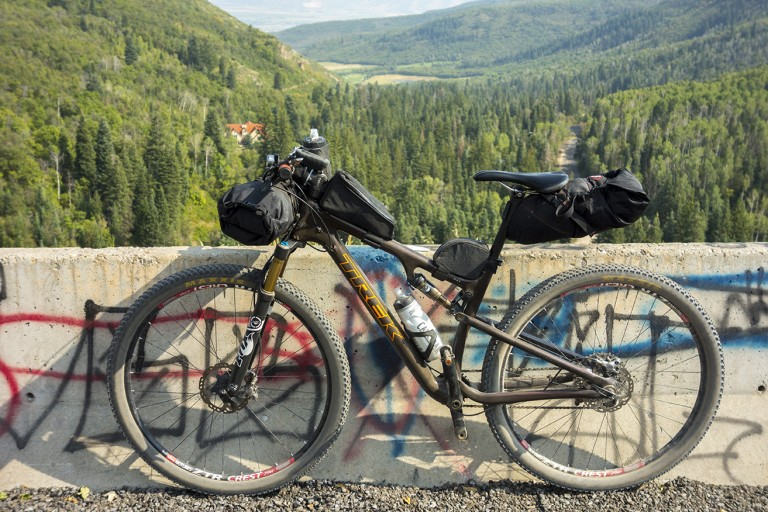 2016 Bikepacking Gear List